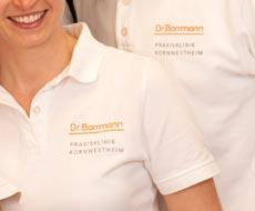Polo-Shirts Dr. Borrmann